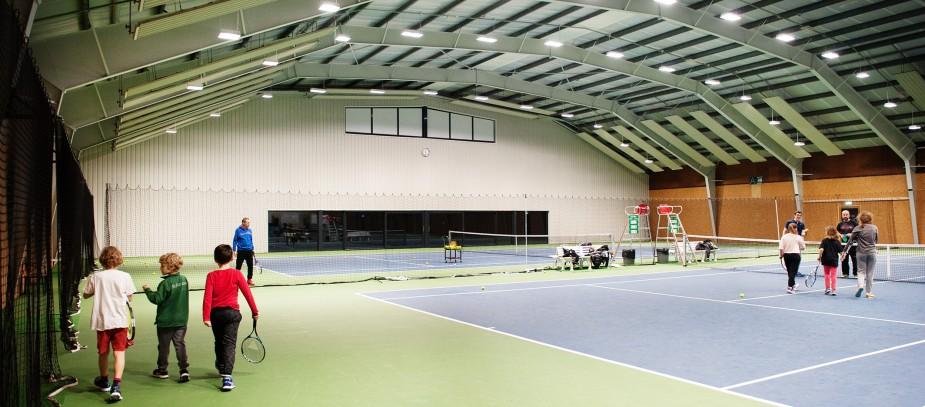 The Bonnevoie Tennis Club gets a makeover   CityMag