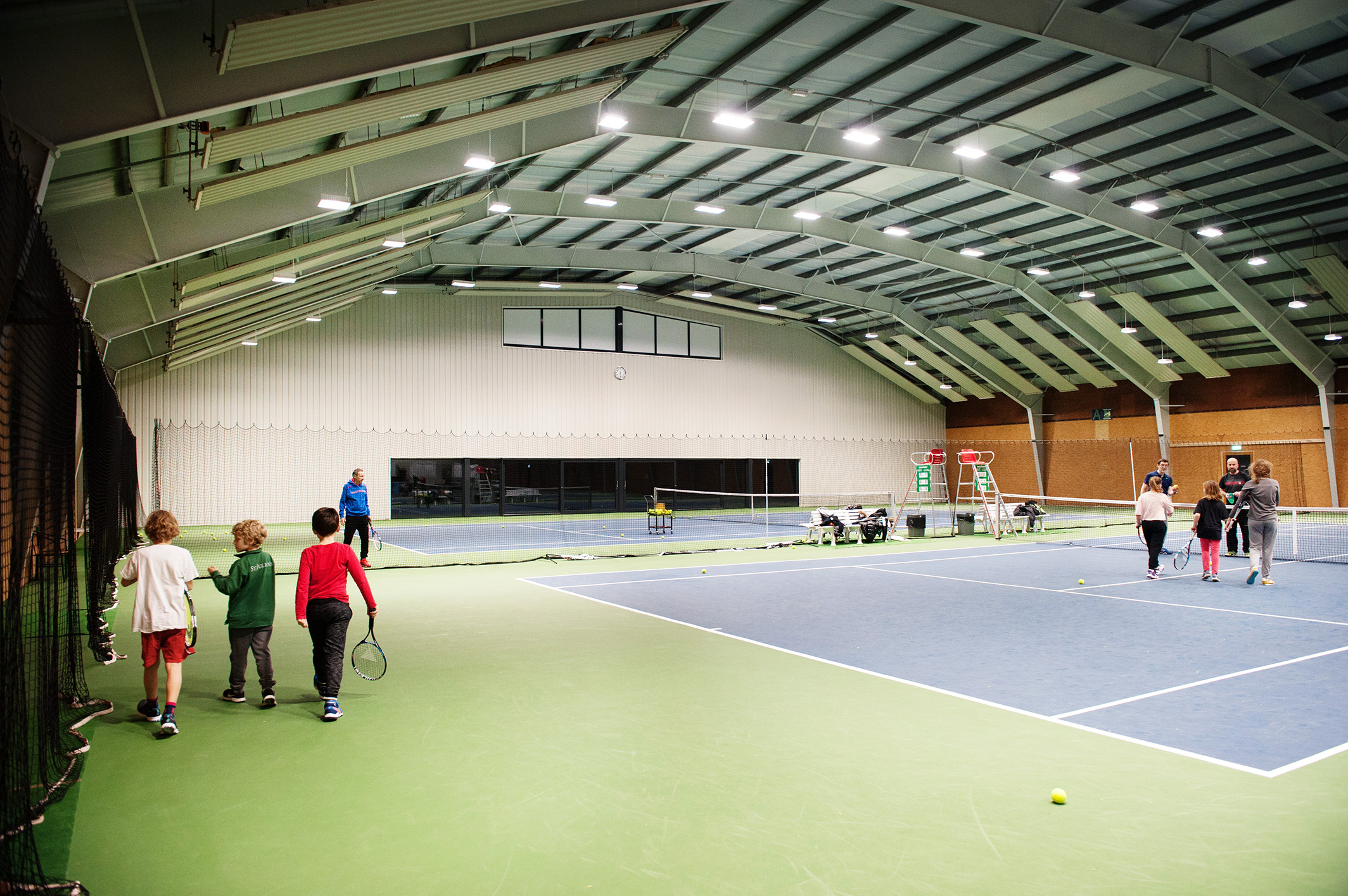 The Bonnevoie Tennis Club gets a makeover | CityMag