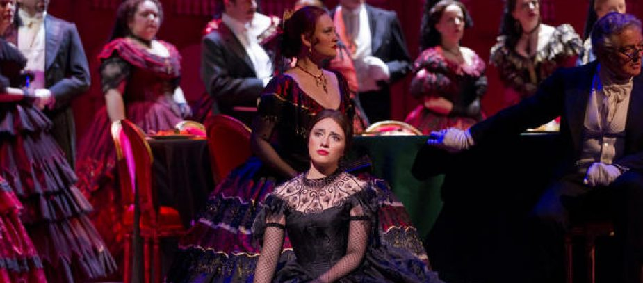 Image result for la traviata royal opera house 2019